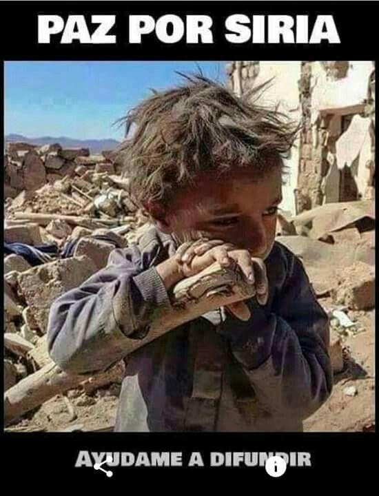 Oremos por Siria