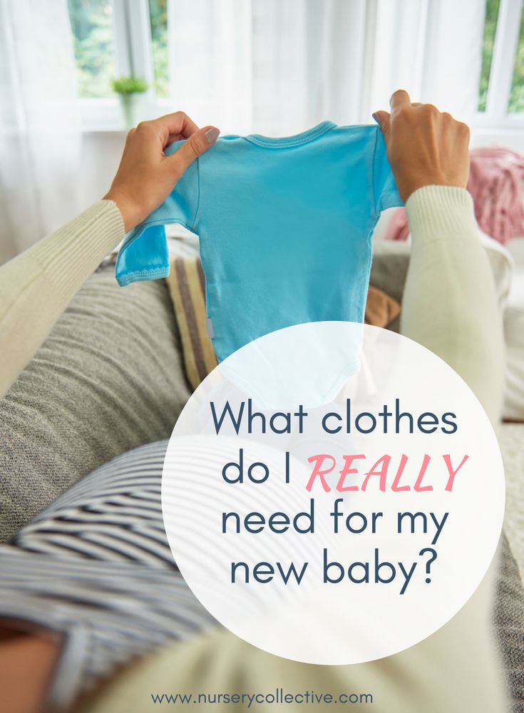 The clothes you REALLY need for your new baby + Our Top 5 Tips when choosing newborn clothing