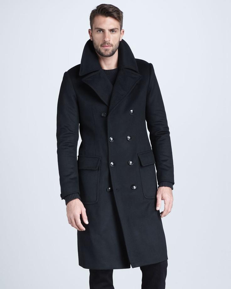 Neiman Marcus | Pre-Fall 2012 CollectionsMilitary Coats, Men Style, Men Fashion, Trench Coats, Damn Men, Neiman Marcus, Men Apparel, Bones Wool, Man Style