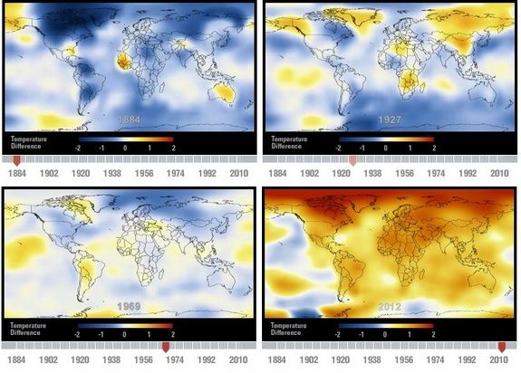 What Is Global Warming? Marc Lallanilla, LiveScience Staff Writer   |   May 30, 2013 04:38pm ET