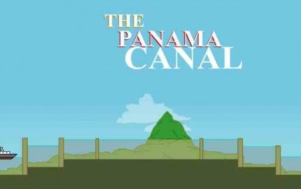 Learn about the history of the Panama Canal and how it works