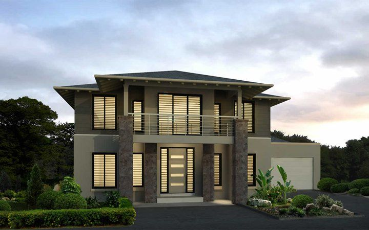 Resort, New Home Designs - Metricon