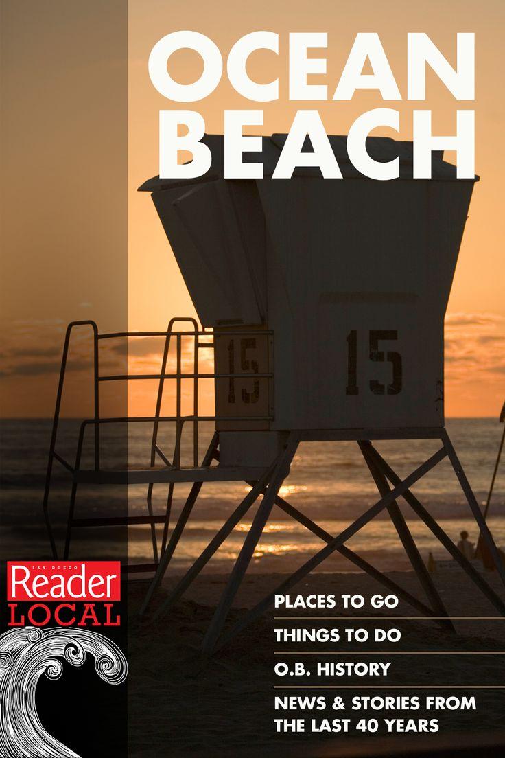 All Things Ocean Beach (Reader Local series), San Diego Reader Books