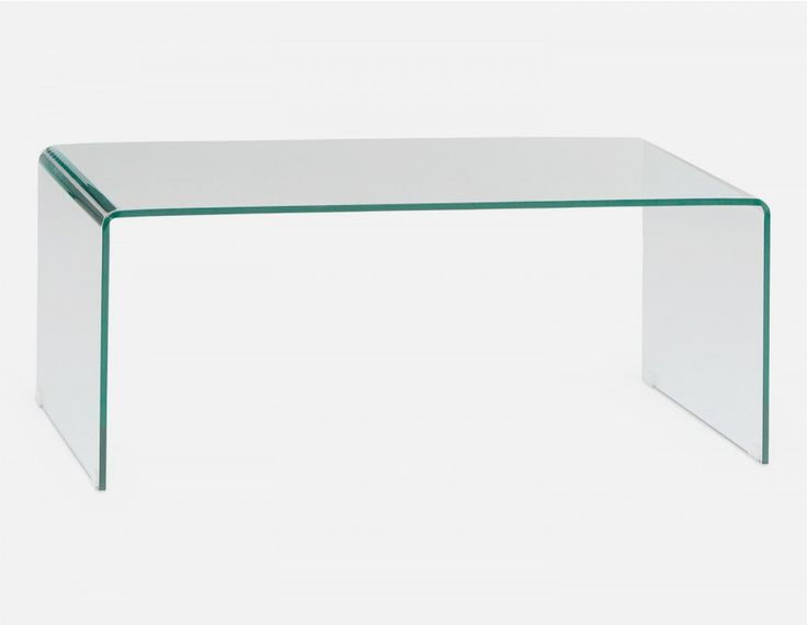 VISIO - Glass coffee table