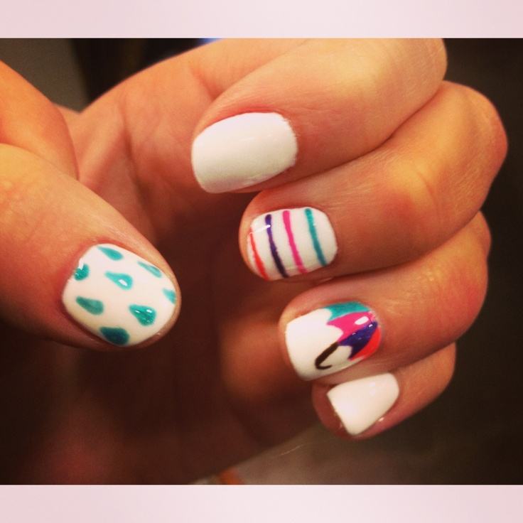 Nail Salons And Trendy Hair: 23 Best Nail Designs @Mirage Nails & Spa Images On