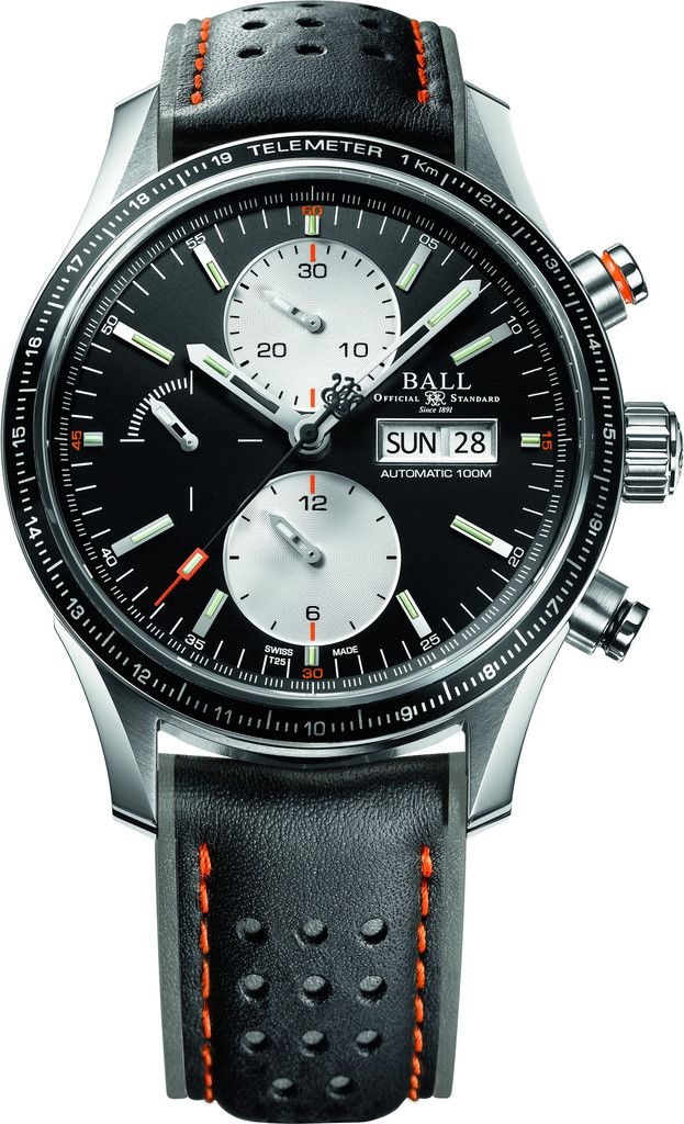 Ball Watch Company Fireman Storm Chaser Prosupplier-model-no-cm3090c-l1j-bk