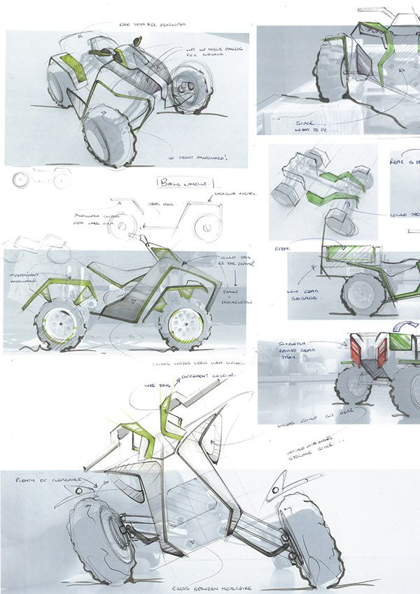 ID Sketch Book on Behance