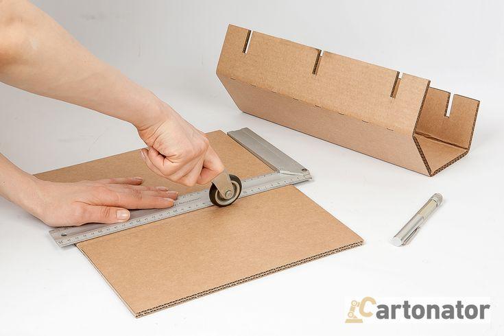 Мебель из картона своими руками. Картонная мебель и предметы декора в наших мастер-классах. Команда Cartonator.com, Днепропетровск, Украина.