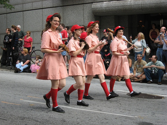 Rockford Peaches by carencey via Flickr  sc 1 st  Pinterest & 12 best Costume Reference: Rockford Peach images on Pinterest ...