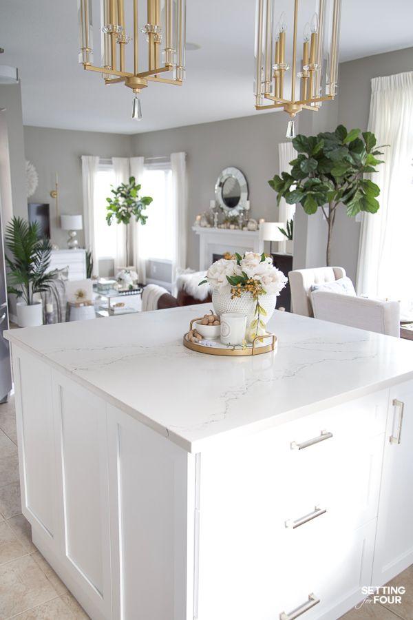 Fall Kitchen Decor Ideas Island Countertops And More Countertop