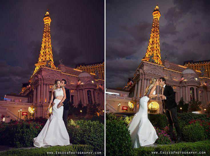 Las Vegas Wedding Photographers Event Exceed Photography Strip