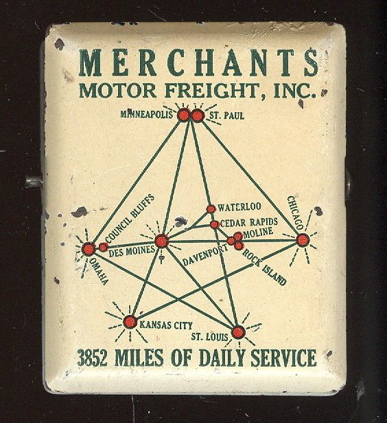 22 best images about merchants motor freight on pinterest for Admiral merchants motor freight