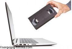 Numériser ses cassettes vidéo: mode d'emploi