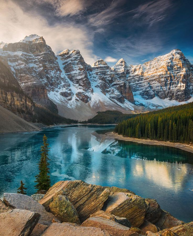 "KANADA – Patrick Di Fruscia (@difruscia) auf Instagram: """"Keep close to Nature's heart… and break clear away, once in a while, and climb a mo… 