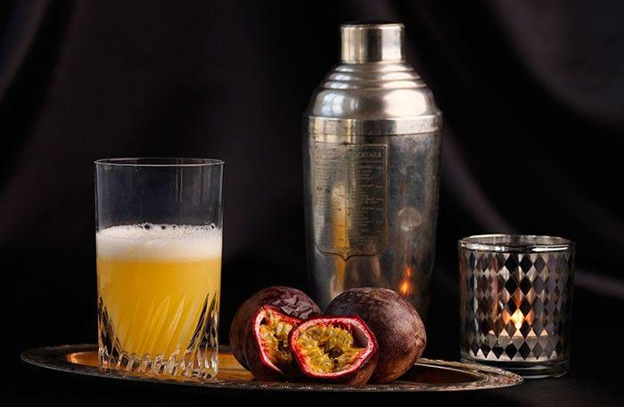 Rum Passion Sour