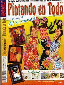 AFRICANAS - PINTURA - miriam sosa - Picasa Webalbums