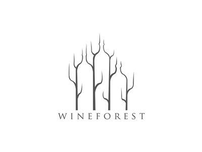Dribbble - Wineforest by Jeriah Lau