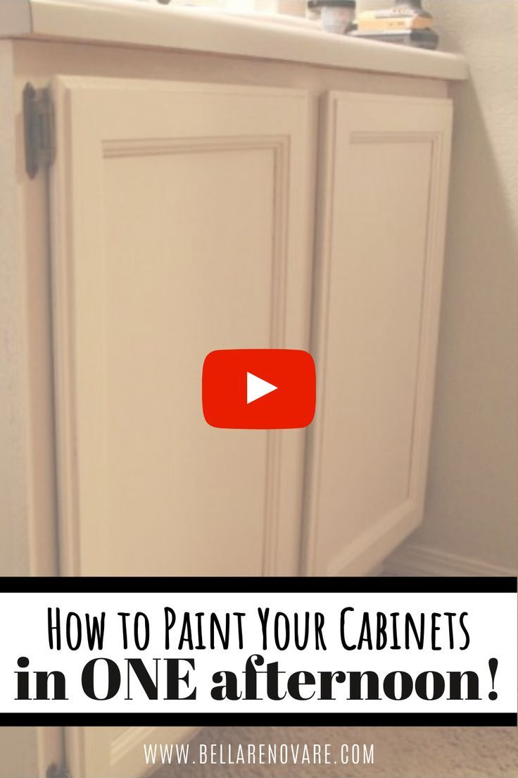 I Ve Been Wanting To Upgrade These Builders Grade Bathroom Cabinets But Don T Want To Spend An With Images Painting Bathroom Cabinets Easy Diy Paint Furniture Makeover Diy