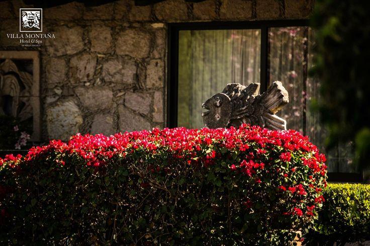 La esencia de Villa Montaña habita en cada uno de los detalles que descubrirás en tu estancia.  #HotelVillaMontaña #DescubreVillaMontaña