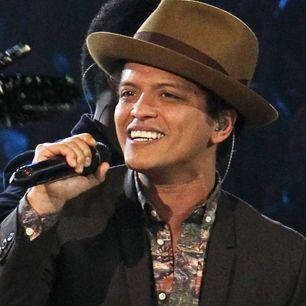Watch Bruno Mars Making 'Unorthodox Jukebox'