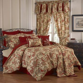 Waverly Rustic Retreat 7-pc. Reversible Comforter Set - King