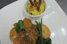 Braised Masala Chicken