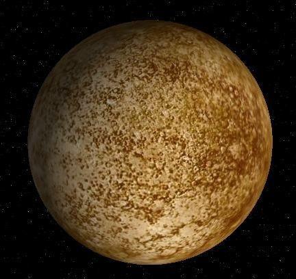 Planeta Mercurio | Planeta Mercúrio [1]