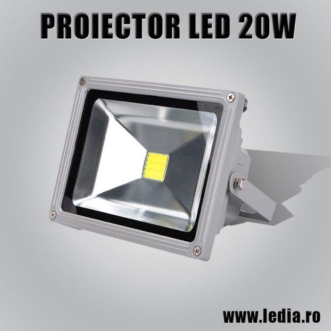 PROIECTOR LED 20W RECE