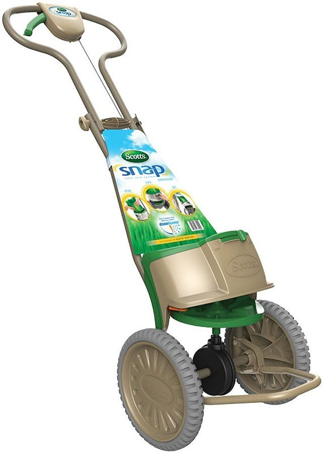 Scotts Snap Pac Lawn Fertilizer Spreader $10.30 (amazon.com)