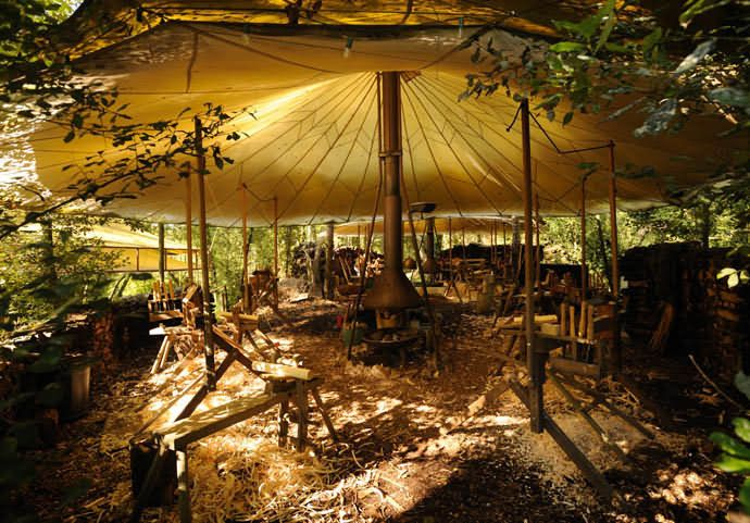 The Woodland Workshop...Very Cool!!