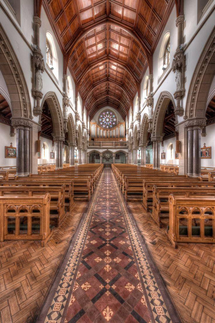 St Mary's Roman Catholic Church, Lanark. Scotland