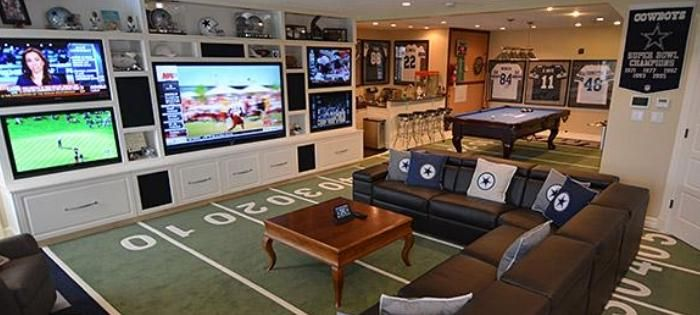 5 Steps To Set Up The Perfect Basement Man Cave Man Cave Home Bar Man Cave Basement Man Cave
