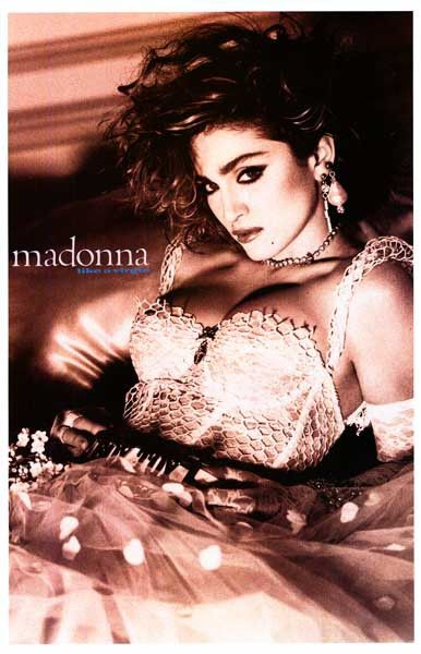 This is where it all started for Madonna! A great poster - Like A Virgin is an 80's classic and one of the most successful albums in Pop Music History! Ships fast. 11x17 inches. Need Poster Mounts..?