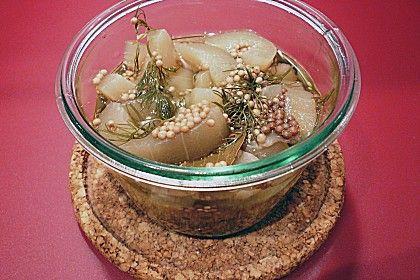 Senfgurken 1