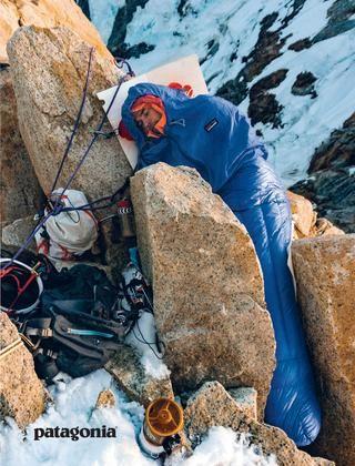 Patagonia Snow 2016 Catalog (U.S.)  Grade VII Down Parka, High Alpine Kit, Hybrid Sleeping Bag, Backcountry Touring, Skiing and Snowboarding.