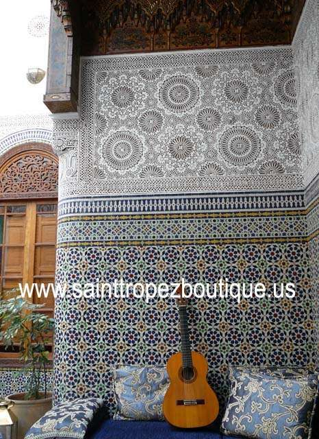 Photo of Moroccan Tile - PG05