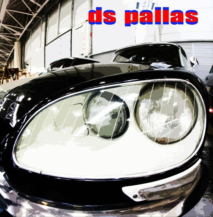 Citroen DS Pallas