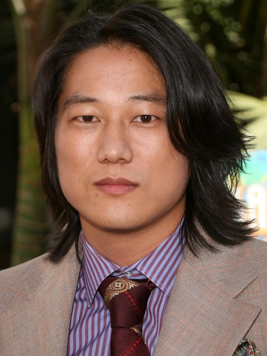 sung kang long hair - Google Search
