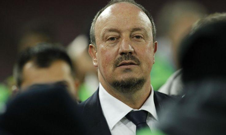 Real Madrid i kontakt med Rafa Benitez!