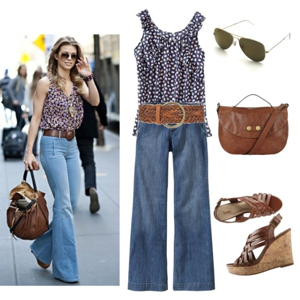 29 Best Images About 60s And 70s Outfits On Pinterest Bell Bottoms Mod Girl And Houndstooth