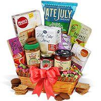 Organic Gift Basket - Classic