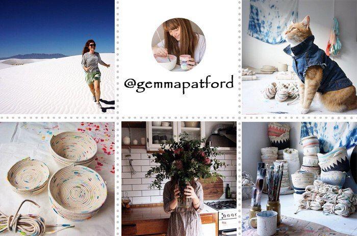 InstaMONDAY @gemmapatford  | Sweet home