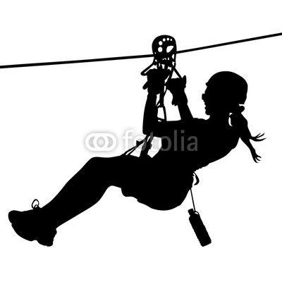 11 best zipline birthday images on pinterest birthdays canopy zip line flying fox seilrutschen silhouette scompany ideasdisney scrapbookscrapbook layoutsbirthday party invitationsbirthday stopboris Gallery