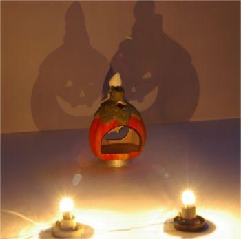 Licht und Schatten - Versuche in der dunklen Jahreszeit