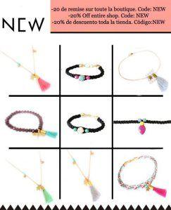 #bijoux #soldes #sales #bijouxpromo #promo