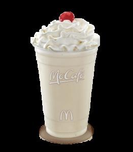 McDonalds Milkshake..... Sooooo good