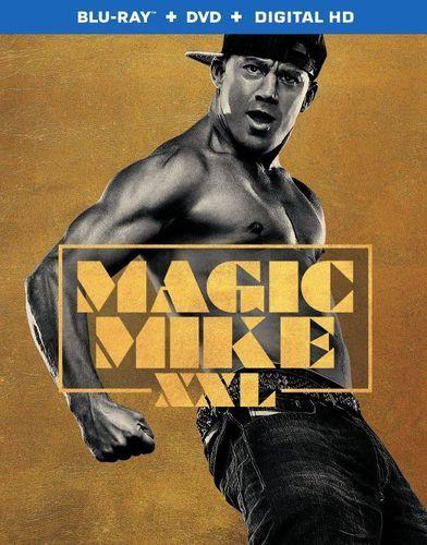 Magic Mike XXL [Blu-ray/DVD] [2015]