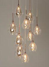 Carmella 10 light cluster BHS