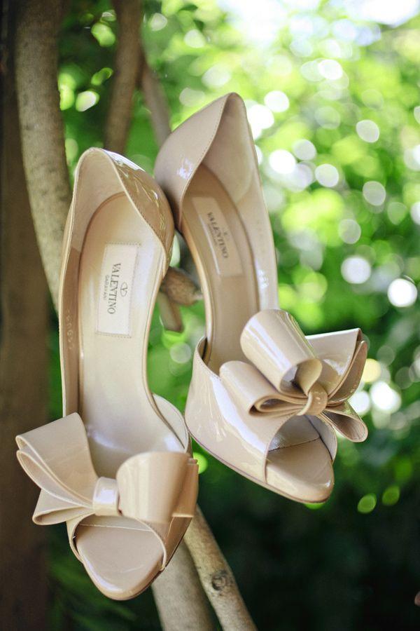 nude patent heels // photo by Edyta Szyszlo