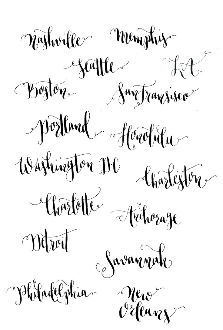 17 Best Images About Lettering Love On Pinterest Address